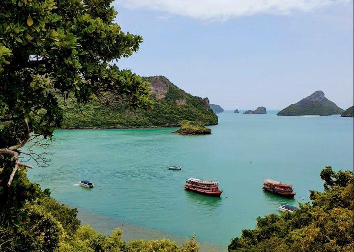 Koh Samui – Ang Thong National MarinePark
