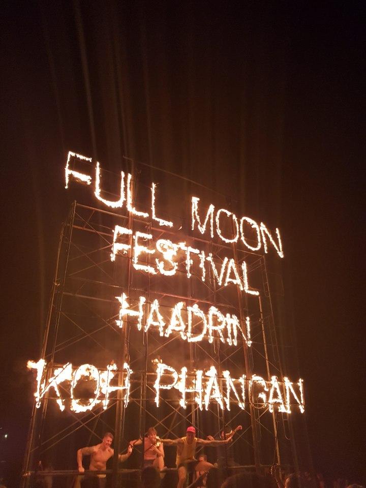 Koh Phangan – Full MoonParty