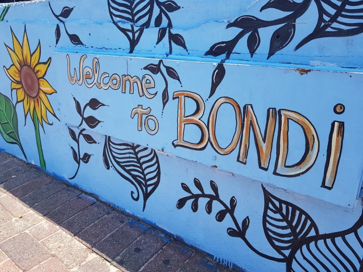 Bondi Street Art – Colouring TheBeach